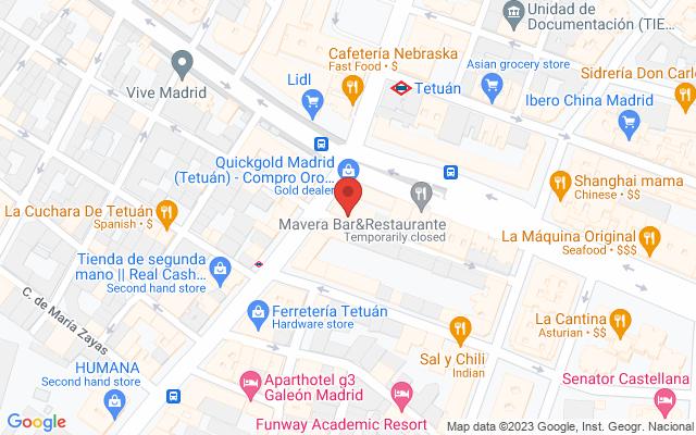 Administración nº396 de Madrid