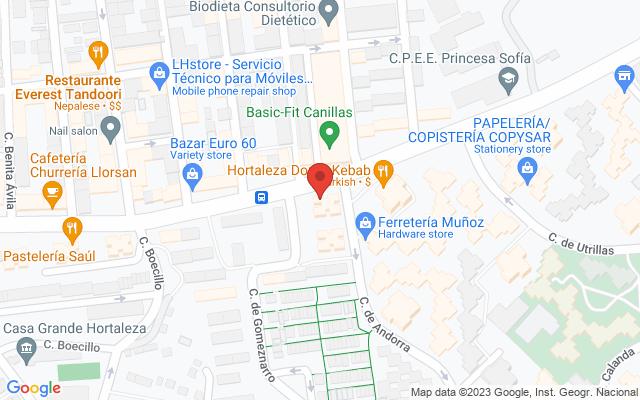 Administración nº433 de Madrid