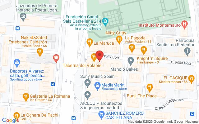 Administración nº31 de Madrid