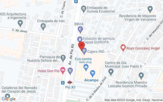 Administración nº105 de Madrid