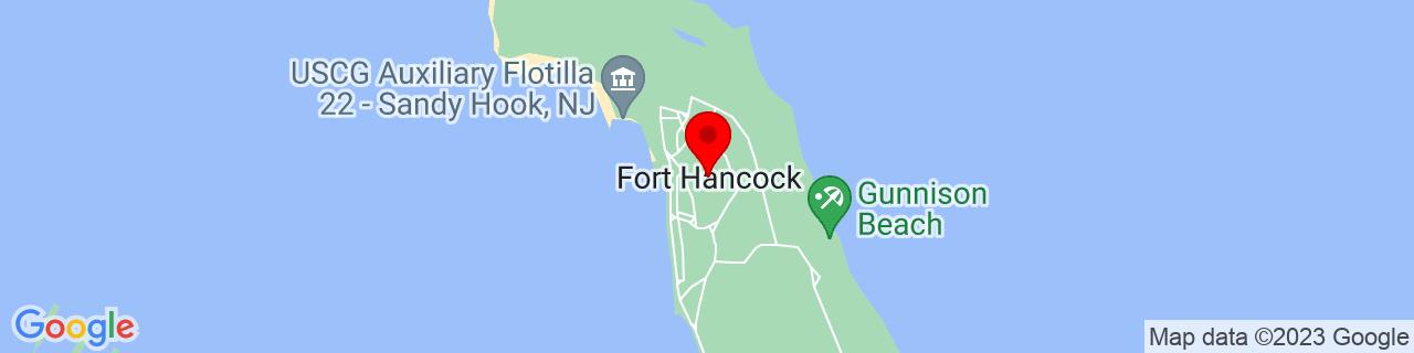 Google Map of 40.4639965, -74.0026388