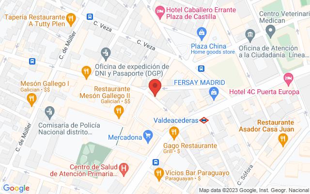 Administración nº414 de Madrid