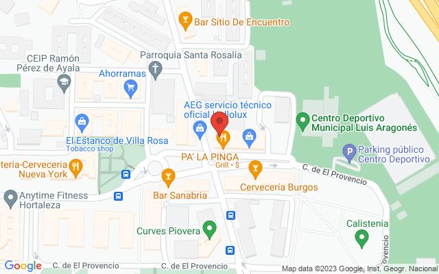 Administración nº263 de Madrid