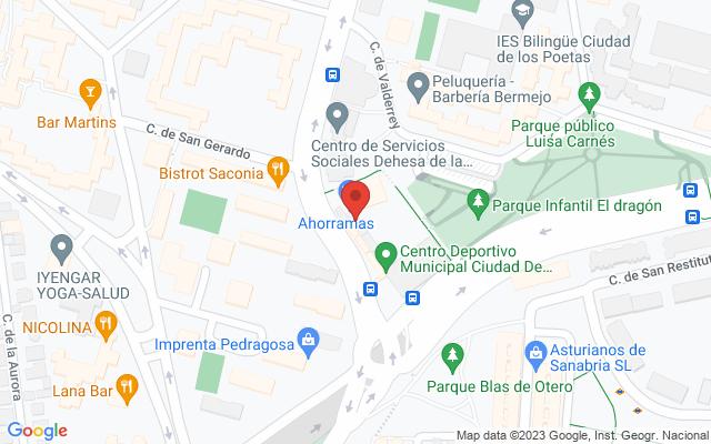 Administración nº279 de Madrid