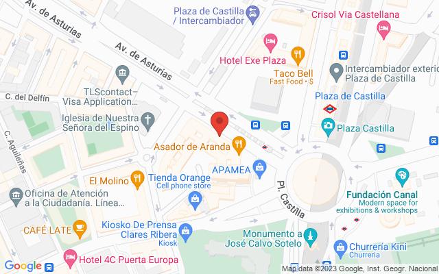 Administración nº444 de Madrid