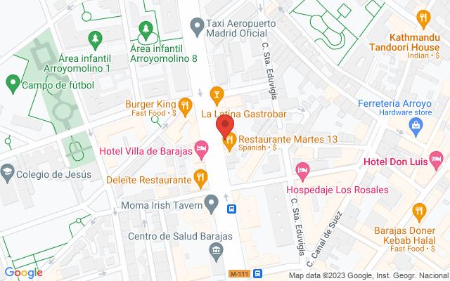 Administración nº431 de Madrid