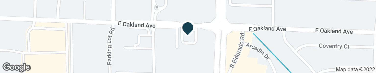 Google Map of2611 E OAKLAND AVE