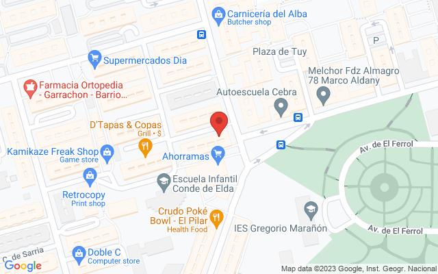 Administración nº502 de Madrid