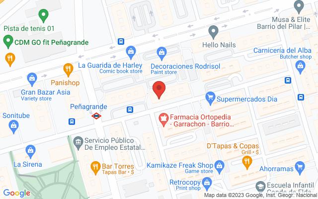 Administración nº416 de Madrid