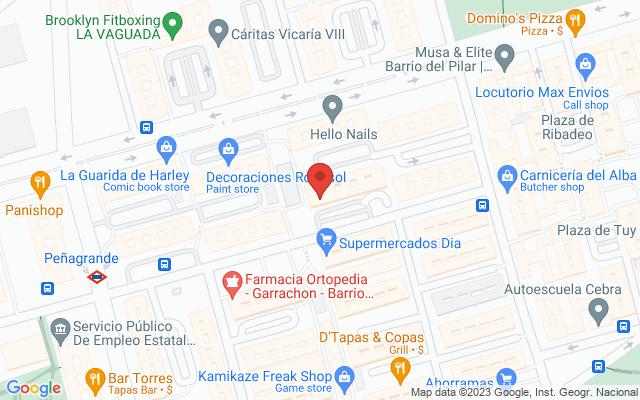 Administración nº102 de Madrid
