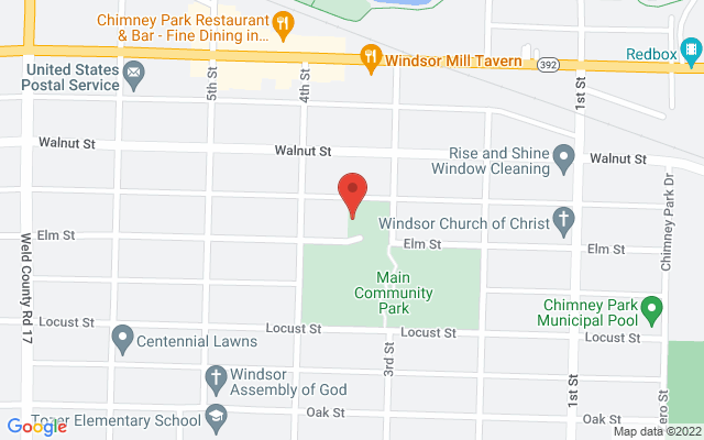 static image of Windsor, CO, USA