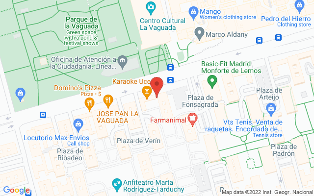 Administración nº205 de Madrid