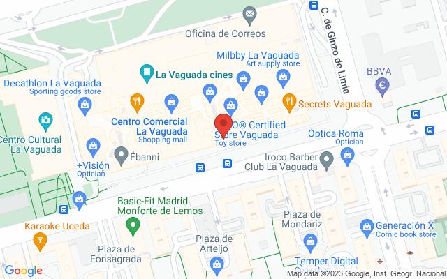 Administración nº40 de Madrid