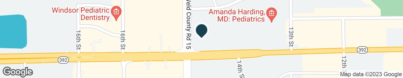 Google Map of1480 MAIN ST