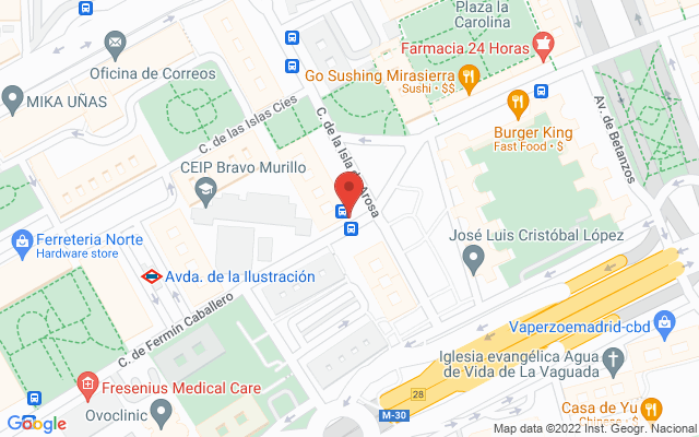 Administración nº418 de Madrid