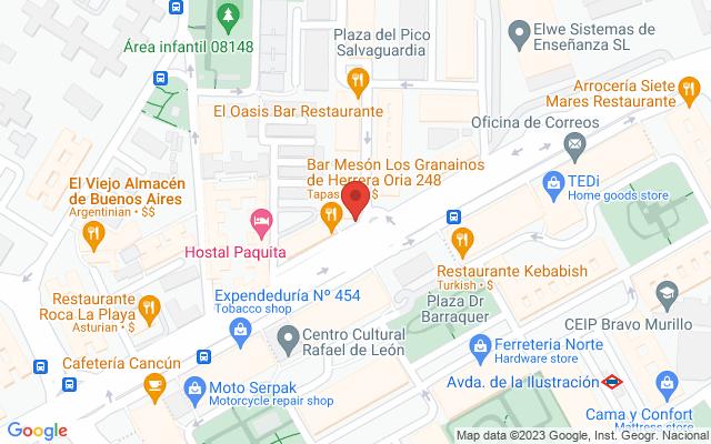 Administración nº526 de Madrid