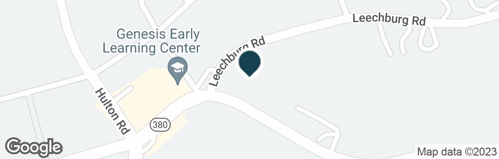 Google Map of6201 SALTSBURG RD