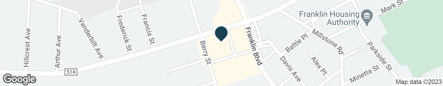 Google Map of920 HAMILTON ST