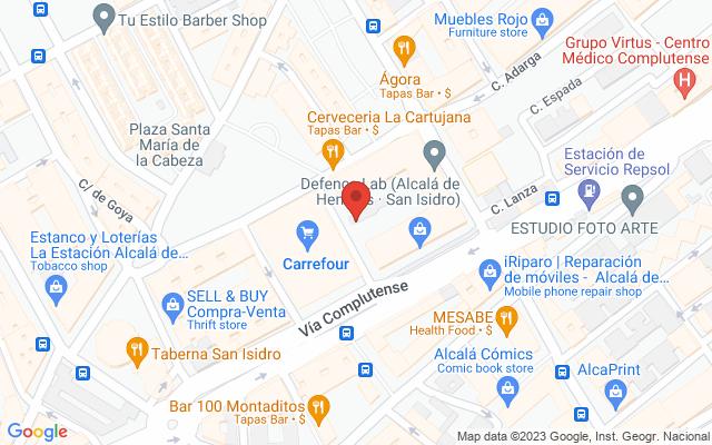 Administración nº9 de Alcalá de Henares