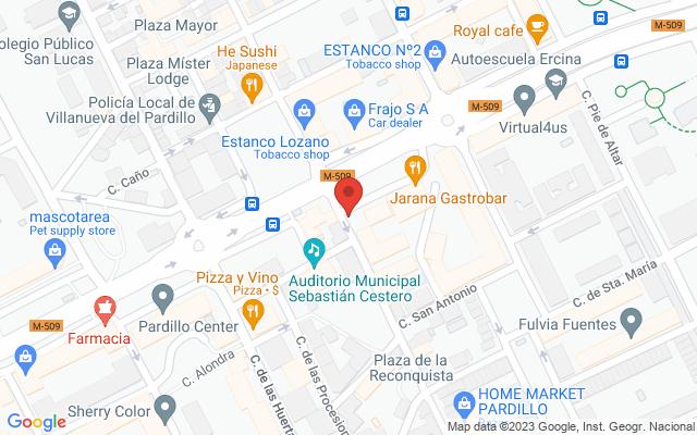 Administración nº1 de Villanueva del Pardillo