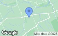 Map of Hillsborough Township, NJ