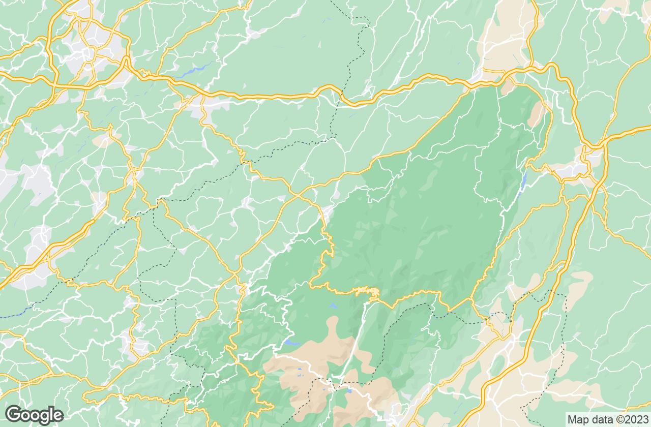 Google Map of جوفيا