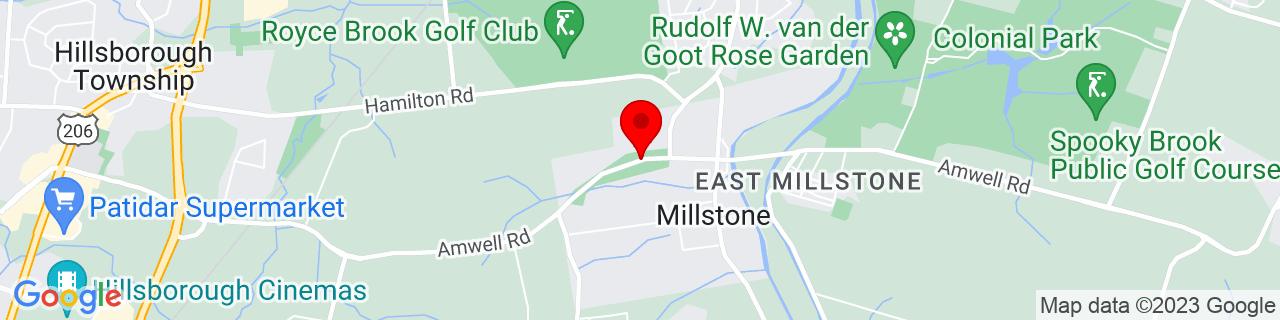 Google Map of 40.5028495, -74.595038