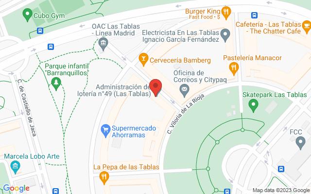 Administración nº507 de Madrid