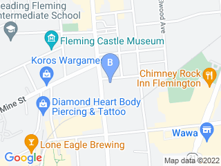Map of Simply Cats Hotel Dog Boarding options in Flemington | Boarding