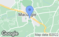 Map of Macungie, PA