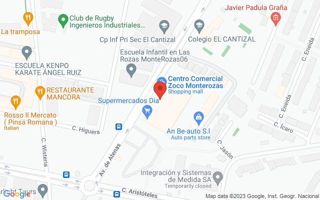 Administración nº3 de Las Rozas de Madrid