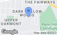 Map of Oakmont, PA