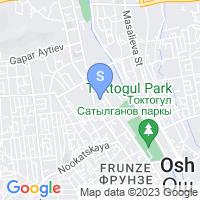 Location of Nuru on map