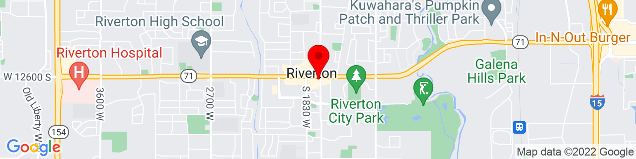 Google Map of 40.521893, -111.9391023