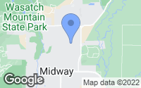 Map of Midway, UT