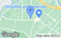 Map of Franklin Township, NJ