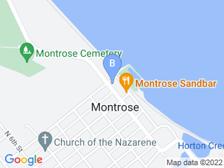 Map of Montrose Dog Boarding Dog Boarding options in Montrose  | Boarding