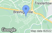 Map of Breinigsville, PA