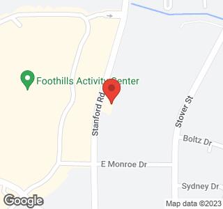 3400 Stanford Rd