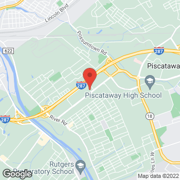 Map of Optimum at 275 Centennial Ave, Piscataway, NJ 08854