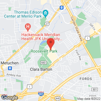 Map of GUESS at 55 Parsonage Road, Edison, NJ 08837