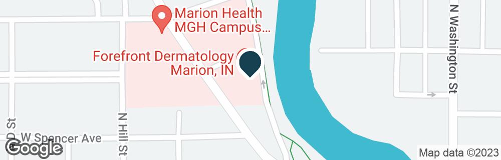 Google Map of330 N WABASH AVE