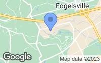 Map of Breinigsville, PA