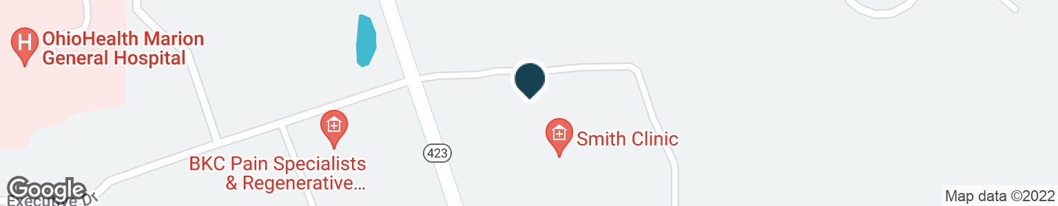 Google Map of1040 DELAWARE AVE