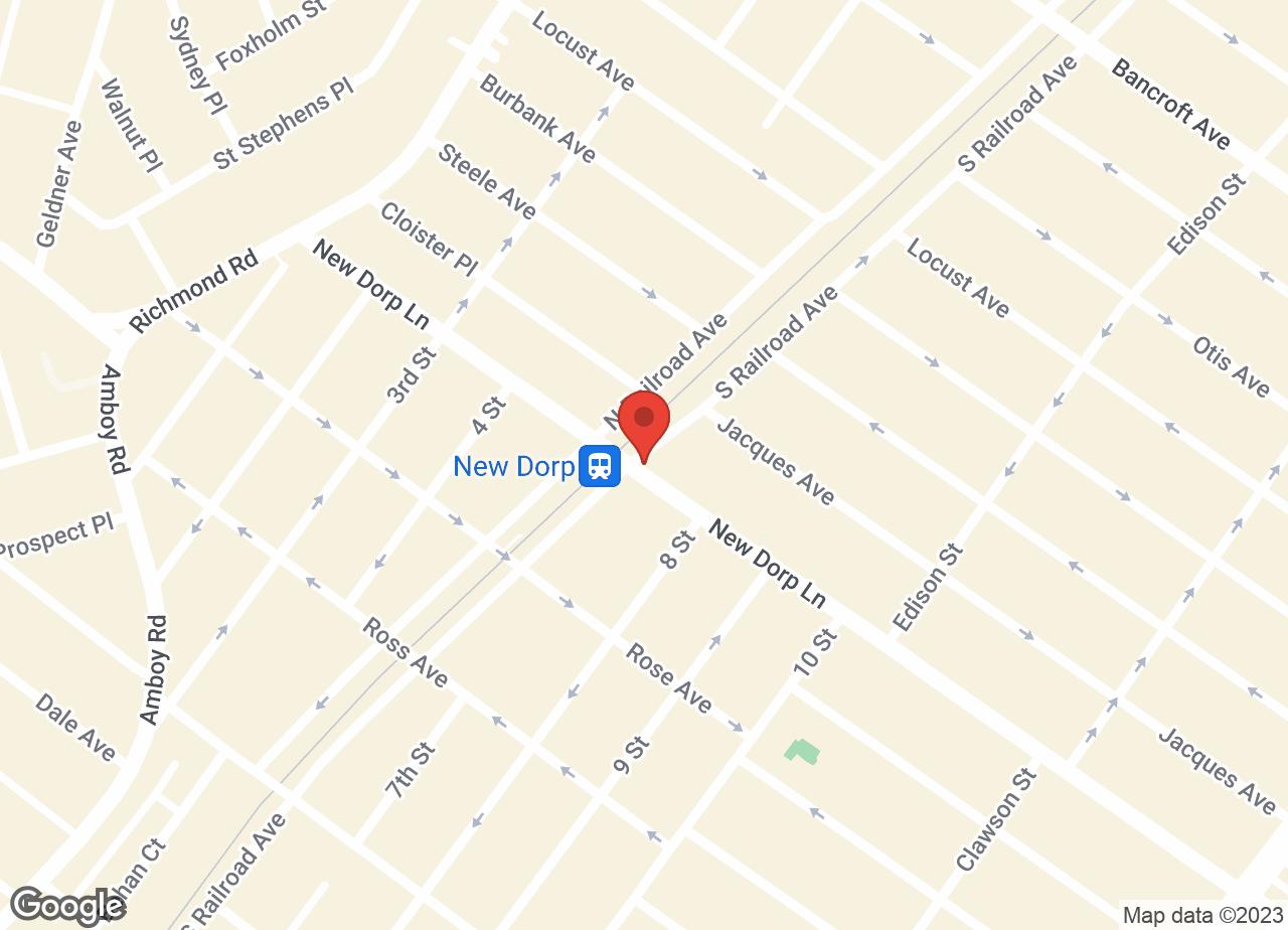Google Map of South Shore Animal Hospital