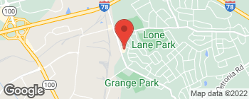 Map of 6750 Iroquois Trail in Allentown