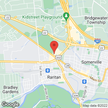 Map of buybuy BABY at 711 Route 28, Bridgewater, NJ 08807