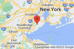 Map of Staten Island