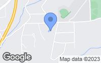 Map of Hampton Township, PA