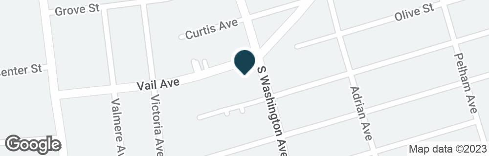 Google Map of440 S WASHINGTON AVE